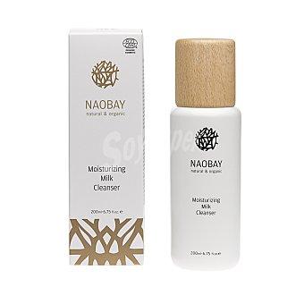 Naobay Leche limpiadora facial ecológica Naobay 200 ml