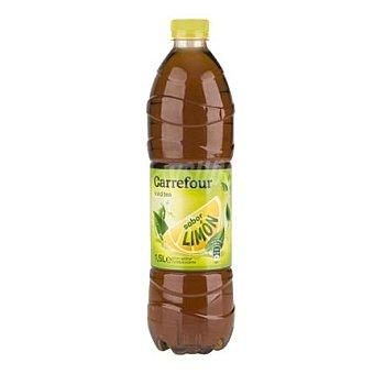 Carrefour Refresco de té Carrefour sabor limón Botella 1,5 l