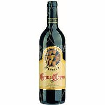 Gran Copos Vino Tinto Reserva Terra Alta Botella 75 cl