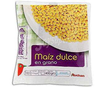Auchan Maíz en grano 400 gramos