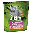 Pienso para gatos esterilizados senior con pollo  Paquete 800 g Ultima Affinity