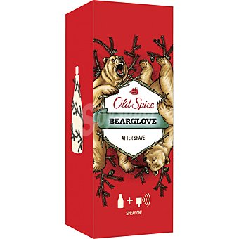 OLD SPICE After shave Bearglove Spray 100 ml