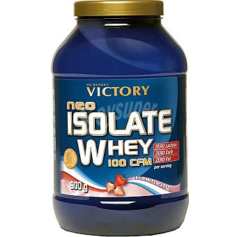 VICTORY CLASSIC Isolate Whey 100 cfm sabor fresa envase 900 g Envase 900 g