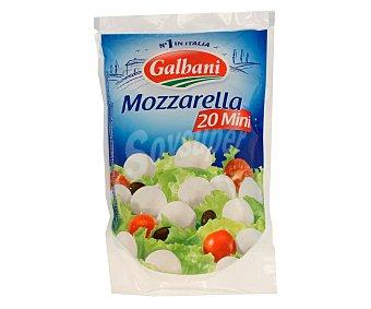 Galbani Mini bolitas de mozzarella (queso fresco italiano) 150 gramos