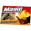 cerilla fuego para encender chimenea y barbacoa caja 1 unidad Magic