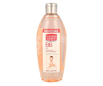 Natural Honey Aceite corporal de rosa mosqueta y almendra 300 ml