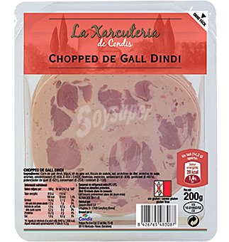 Condis Chopped pavo 200 G