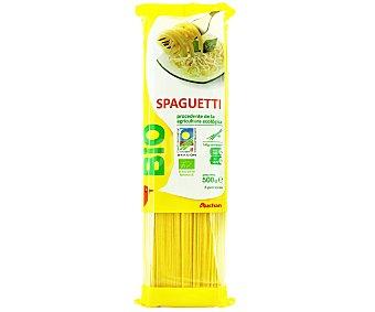 Auchan Spaghetti Ecológico 500g
