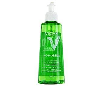Vichy Normaderm Gel limpiador purificante profundo 200 ml