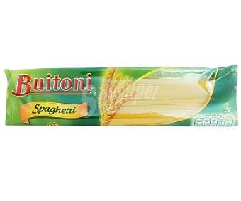 Buitoni Espaguetis Nº 72, pasta de sémola de trigo duro de calidad superior 500 Gramos