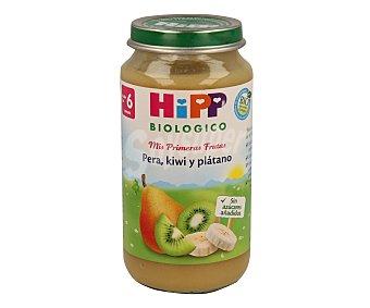HiPP Biológico Carrito Biológico Pera, Kiwi y plátano - desde los 6 meses  250 g