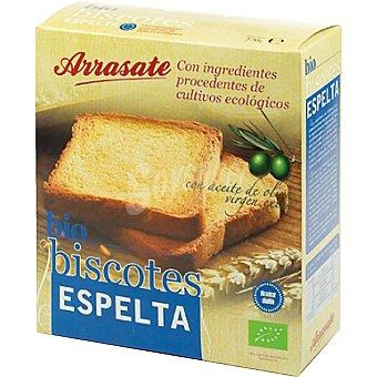 Arrasate Biscotes ecológicos de espelta Estuche 270 g