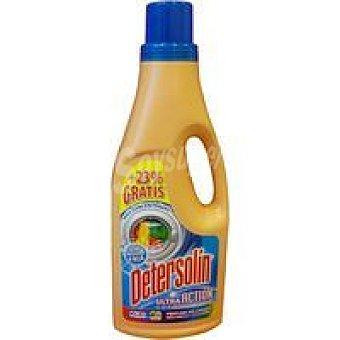 Detersolin Detergente líquido Botella 17+4 dosis