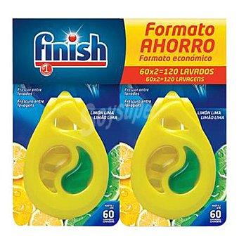 Finish Ambientador Lavavajillas Limón y Lima 1 ud