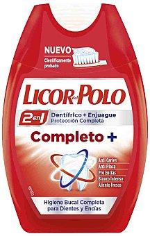 Licor del Polo Dentífrico Licor del Polo 2 en 1 Completo Plus 1 ud