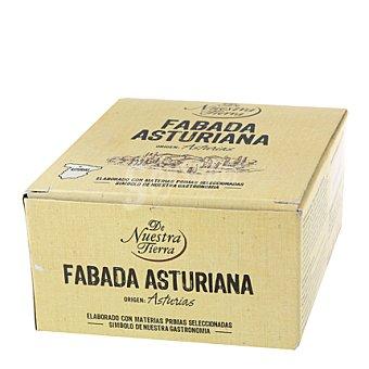 De nuestra tierra Fabada asturiana lata - De Nuestra Tierra 380 g