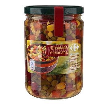 Carrefour Ensalada mexicana frasco 380 g