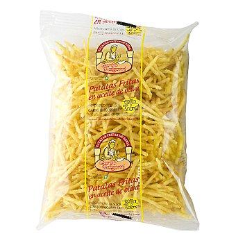 GARIJO BAIGORRI Patatas fritas paja en aceite de oliva Bolsa 100 g
