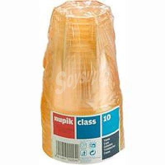 Nupik Vaso naranja 250 cc Pack 10 unid