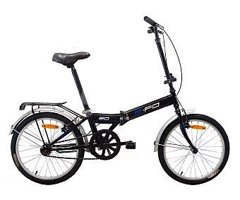 TNT Bicicleta monovelocidad plegable de 20 pulgadas, modelo s-folding 1 unidad