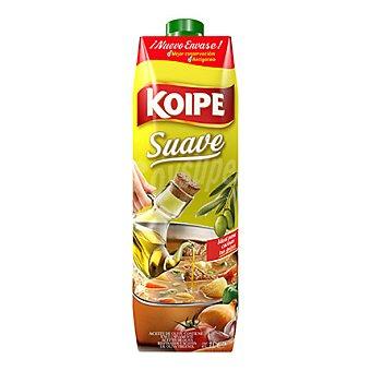 Koipe Aceite de oliva ideal para cocinar tus guisos 1 l