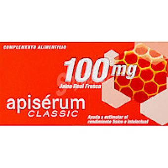 APISERUM Apiserum vial 100 mg Pack 30 unid