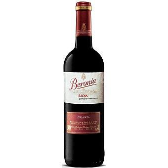 Beronia Vino Tinto Crianza Rioja Botella 75 cl