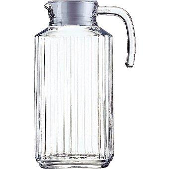 LUMINARC Quadro Jarra de vidrio de agua 1,7 l