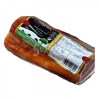 Nejosa Cabecera de lomo embuchado extra Embutidos pieza 350 g aprox Envase de 350.0 g. aprox