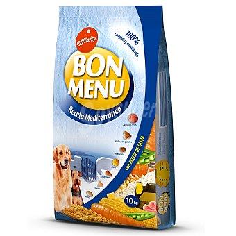 Bon Menu Affinity Croquetas con aceite de oliva para perros Mediterránea 10 kg