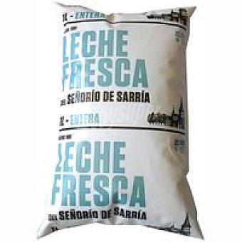 Sarria Leche Fresca Bolsa 1 litro
