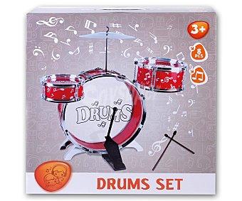 Productos Económicos Alcampo Conjunto Musical Batería Infantil de 8 piezas 1 Unidad