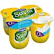 Yogur Natural Pack 4 u x 125 g  Savia Danone