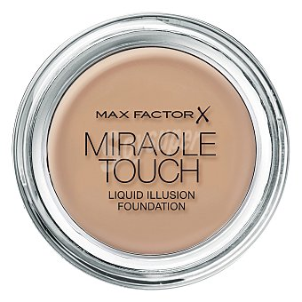 Max Factor Maquillaje miracle touch 80 bronze 1 ud