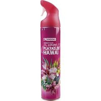Eroski Ambientador playas de Hawai Spray 250 ml