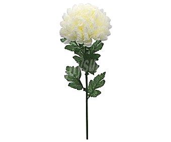 Essencial Vara de flor silvestre artificiales de 79 cm color blanco, para decoración del hogar, essencial