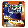 Recambio fusion proglide power 3 ud. Gillette Fusion Proglide