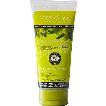 VERONA peeling corporal de oliva moldea y suaviza tubo 200 ml