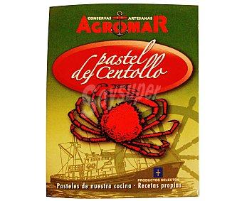 Agromar Pastel de centollo Tarrina de 115 Gramos