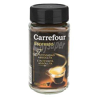 Carrefour Café soluble intenso Espresso 100 g