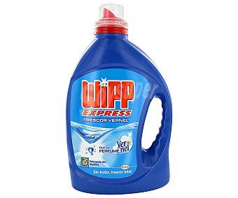Wipp Express Detergente liquido frescor Vernel 29 lavados