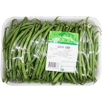 Judía verde boby  bandeja de 900 g peso aproximado