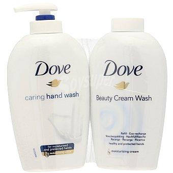 Dove beauty cream wash Jabón de manos líquido 500 ml
