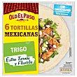 Tortillas de trigo Paquete 244 g (6 u) Old El Paso