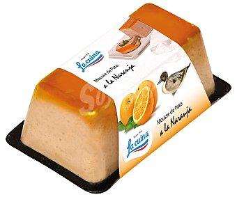 La Cuina Mousse de pato a la naranja, 200 gramos
