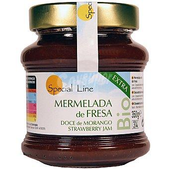 Special Line Mermelada extra de fresa ecológica Envase 350 g