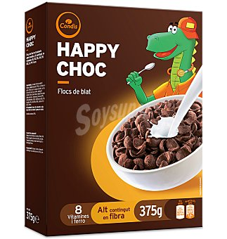 Condis Cereales happy choc 375 G