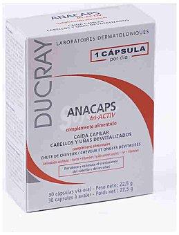 Ducray Anacaps reactive en cápsulas Bote 30 unid