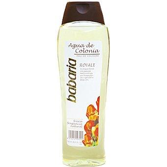 Babaria Colonia royale fresh Bote 750 ml