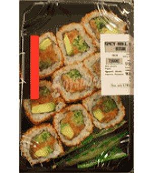 Kellydeli Spicy roll de atún Envase de 218 g